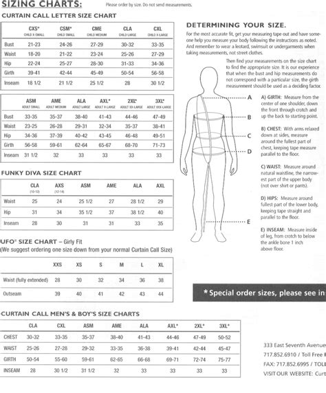 curtain call costumes size chart curtain call costumes size chart curtain menzilperde net