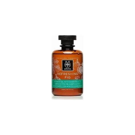Tac System Total One Essential 250ml apivita refreshing fig shower gel with essential oils 300ml from pharmeden uk