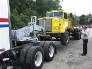 Semi Truck Fifth Wheels For Sale Model 10 Standard Fifth Wheel Wrecker Boom Towing A Semi