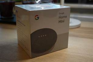 home mini unboxing and impressions gizchina