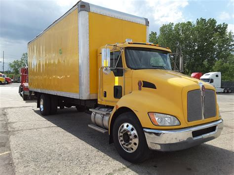 kenworth box truck 2009 kenworth t270 for sale used trucks on buysellsearch