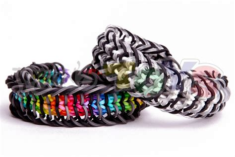 youtube tutorial loom bands inverse cage rainbow loom bracelet tutorial loom bands