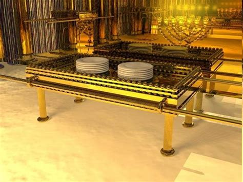 Table Of Showbread by Table Of Shewbread Showbread Holy Place Tabernacle 12