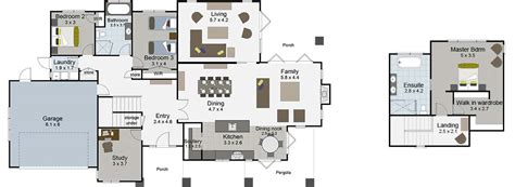 3 bedroom house plans nz narrow site house plans nz glentui from landmark homes