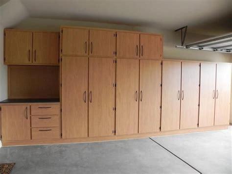 diy garage cabinets plans garage storage