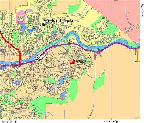 zip code map yorba linda ca 92808 zip code anaheim california profile homes