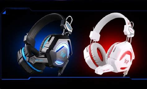 Headset Gaming Kotion Each Gs 200 35mm With Ledvibration 5 headset gaming terbaik dan berkualitas harga murah 200 ribuan
