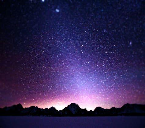 imagenes hd cielo estrellado cielo estrellado fondo de pantalla ringtina