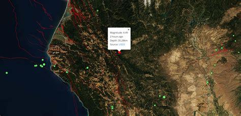 earthquake california today earthquake today driverlayer search engine