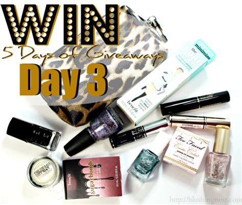 5 Days Of Giveaways - 5 days of giveaways day 3
