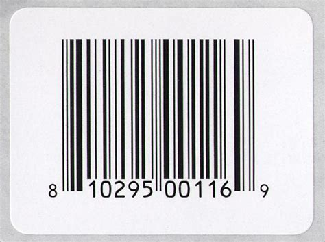 Printable Barcode Stickers | barcode labels