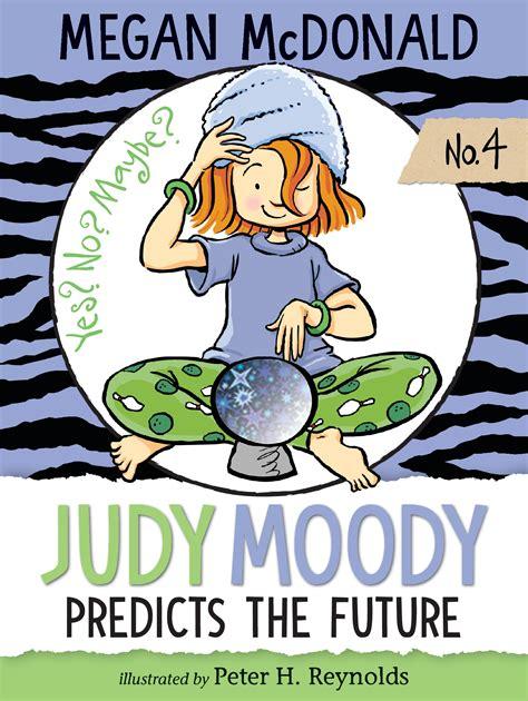 judy moody was in a mood book report judy moody predicts the future megan mcdonald