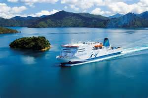 Car Hire Nz Picton Ferry Crossing The Cook Strait New Zealand By Ferry Travel