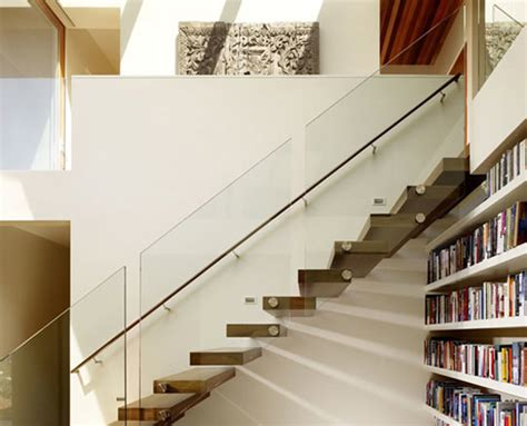 Glass Stairs Design 10 The Most Cool Glass Staircase Designs Digsdigs