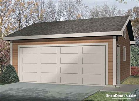 car garage shed plans blueprints  assembling