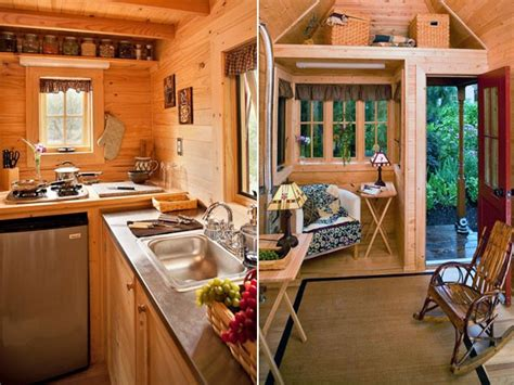 Home Design Garden Architecture Blog Magazine by Cozy Tiny House On Wheels Home Design Garden