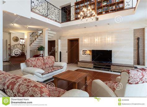 Planner 5d casa elegante sala de visitas elegante imagem de stock