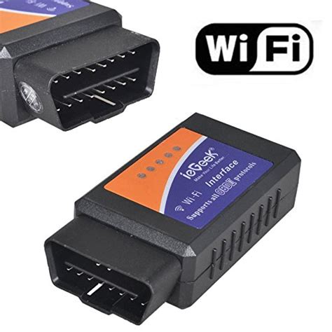Obd2 Wifi iegeek 174 wifi wireless obd2 auto scanner adapter scan tool for iphone ipod motorworkscentral