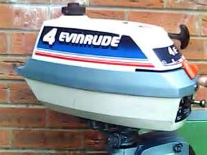 evinrude4 hp deluxe submited images