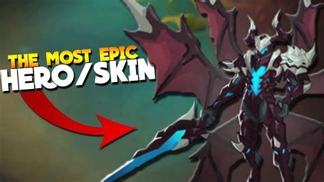 Skin Karrie Rising new or legendary skin mobile legends