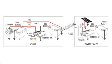 redarc bcdc1225 wiring diagram 30 wiring diagram images