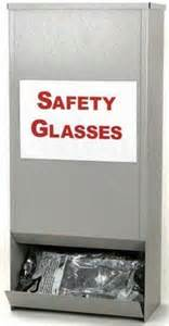 safety glasses holder directly yours