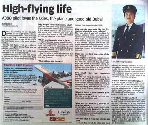 emirates recruitment jakarta fly gosh emirates pilot malaysian a380 captain