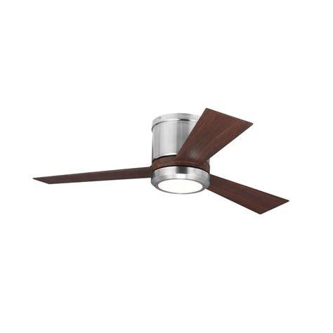 home depot 42 inch ceiling fans monte carlo clarity ii 42 in brushed steel ceiling fan