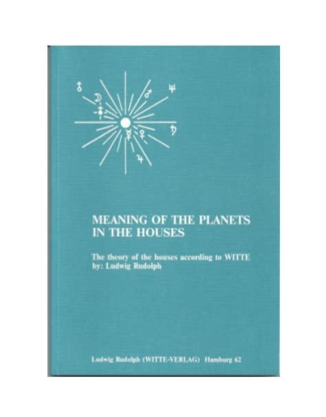 planets in houses meaning of the planets in the houses uranian astrology books dials software