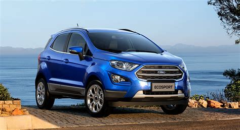 2019 ford ecosport ford ecosport 2019 philippines price specs official