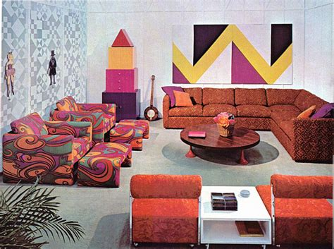 60s decor a look at 1960 s interior design art nectar