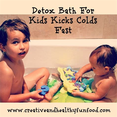 Diy Detox Bath For Colds by Kick Colds Fast With A Detox Bath For Creative