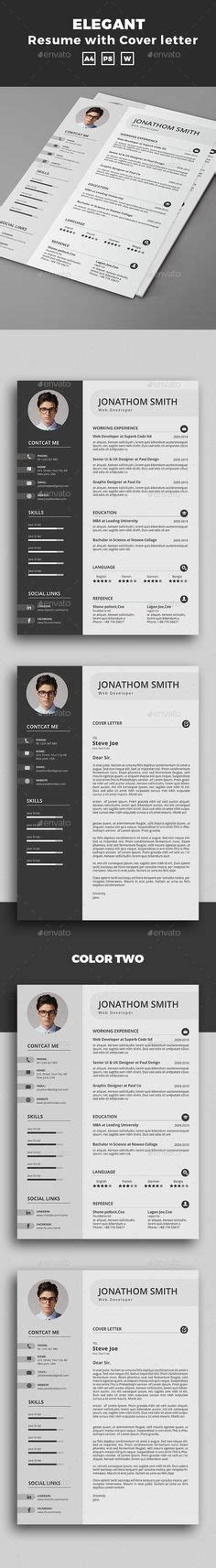 adorable editable floral 2 page resume template in psd