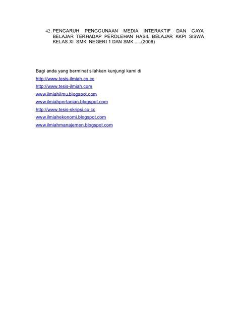 mitrarisetcom contoh skripsi tesis 4 13280444 kumpulan contoh skripsi dan tesis pendidikan lengkap
