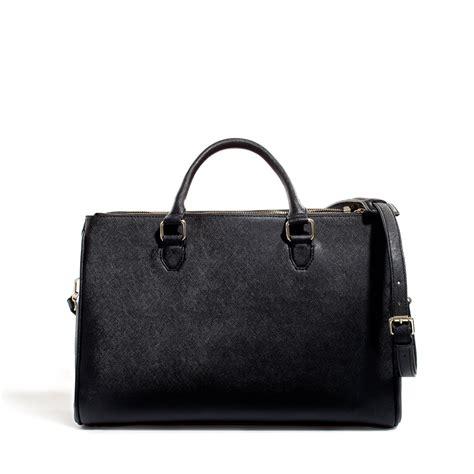 Zara Office Basic City Bag personal shopper zara s office city bag