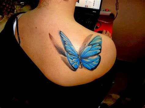 blue butterfly tattoo meaning 153 best tatted up images on ideas