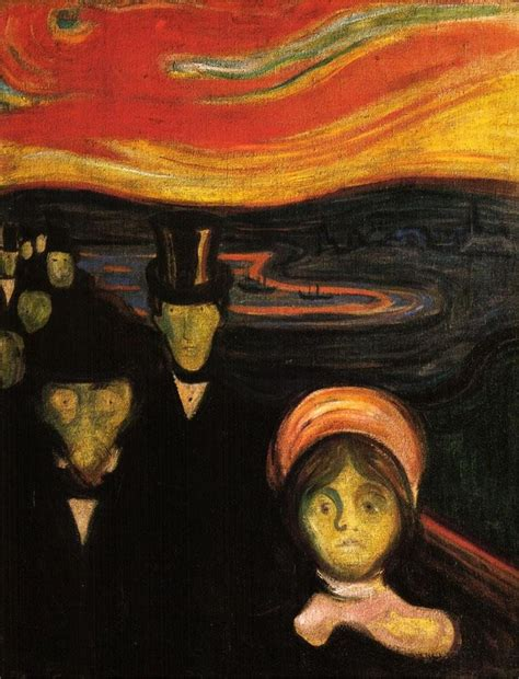 anxiety service for sale edvard munch anxiety painting best paintings for sale