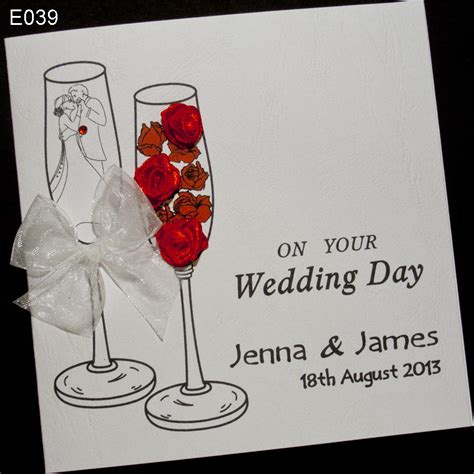 Wedding Handmade Cards - handmadecards24 a site