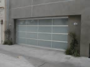 simple garage door design with steel exterior