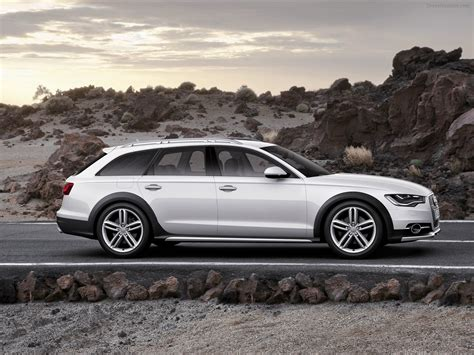 Audi Allroad 2012 by Audi A6 Allroad Quattro 2012 Car Image 04 Of 12