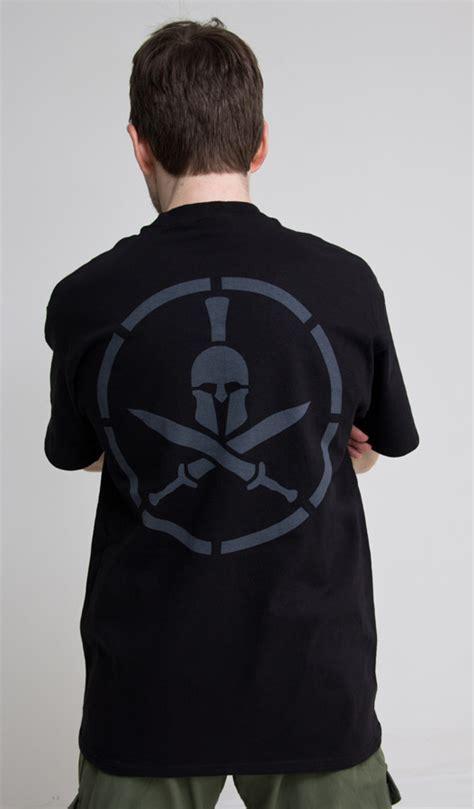 T Shirt Tactical Pratama Spartan spartan t shirt mil spec monkey store