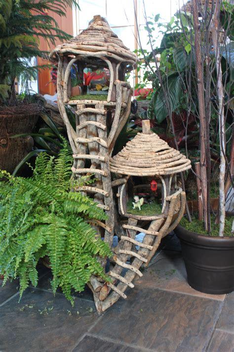 fairy garden houses fairy gardens walnuts n pears
