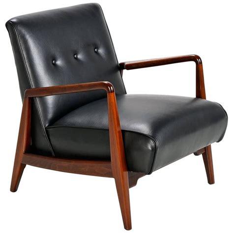 jens risom armchair mid century modern jens risom walnut armchair 1950s for