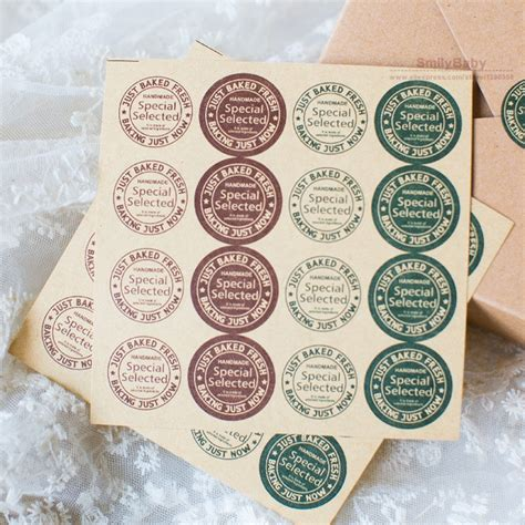 Handmade Stickers Labels - compare prices on vintage food label shopping buy