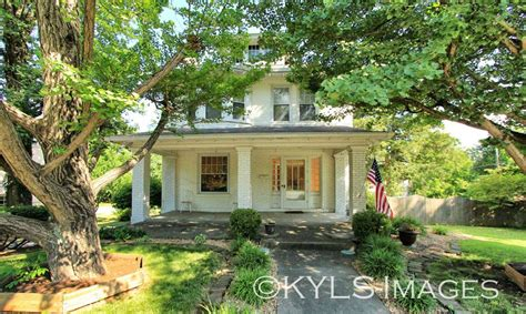 houses for sale in kentucky american foursquare style homes for sale home design and style