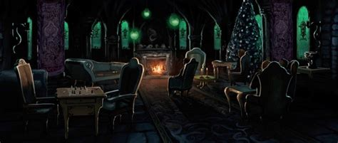 slytherin common room why is the slytherin common room so unappealing quora