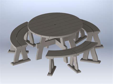 table ronde exterieure maison design wiblia