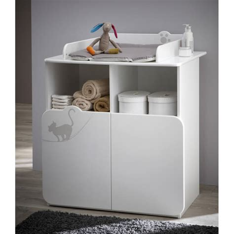 Commode A Langer Blanche by Commode 224 Langer Contemporaine Blanche Mistie Matelpro