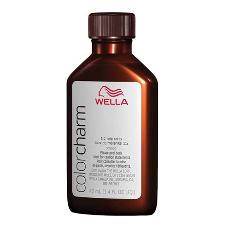 wella color charm color charm liquid haircolor wella cosmoprof