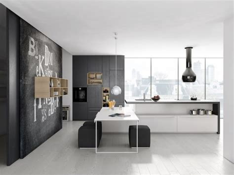 cuisine v馮騁arienne simple minimalist kitchens with white drawers and white table